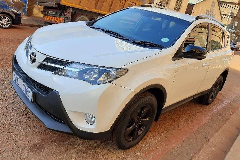 Used 2014 Toyota Rav4 RAV4 2.5 VX AT