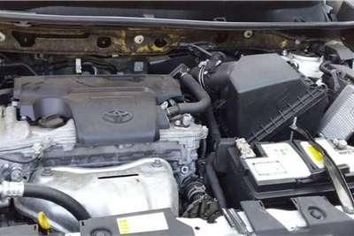 Used 2016 Toyota Rav4 RAV4 2.5 VX AT