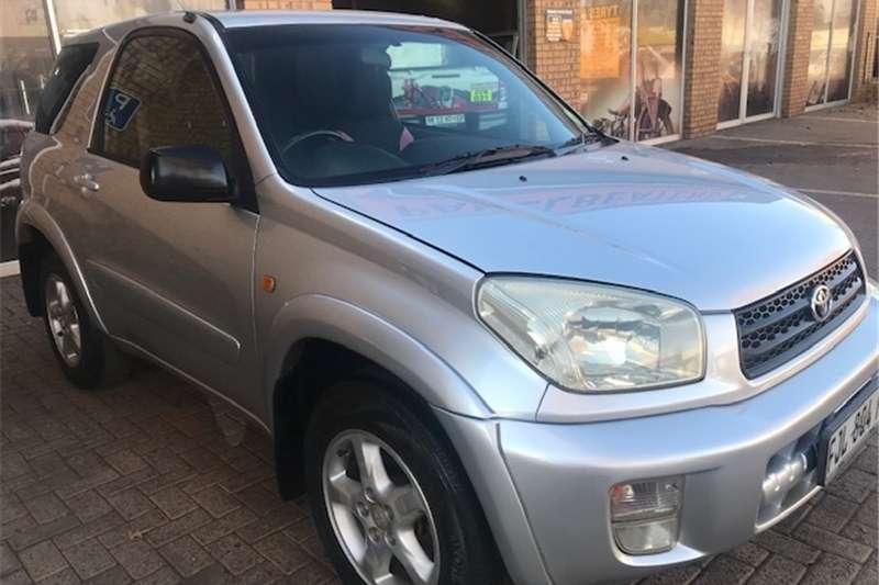 Toyota Rav4 200 3 door 4x4 2001
