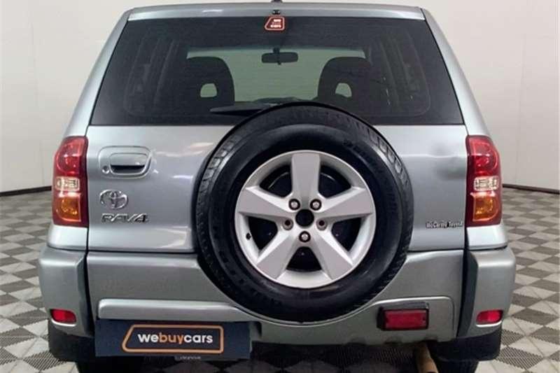 Used 2005 Toyota Rav4 RAV4 200 5 door 4x4