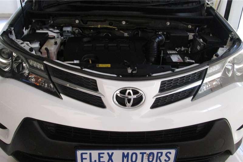 2014 Toyota Rav4 RAV4 200 5-door 4x4