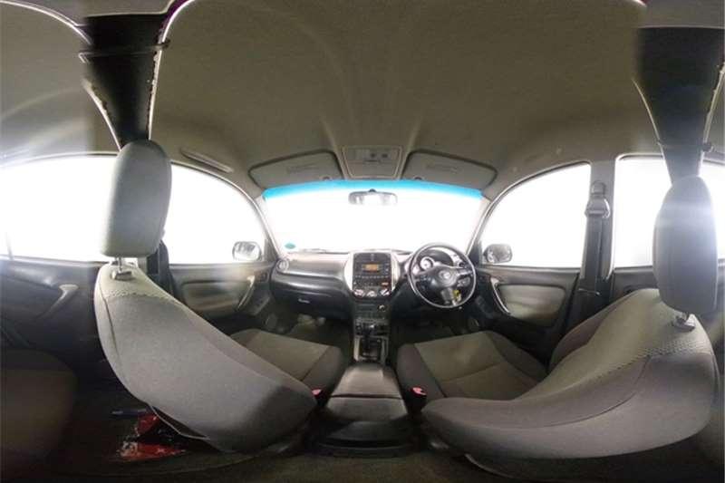 2005 Toyota Rav4 RAV4 200 5-door 4x4 automatic
