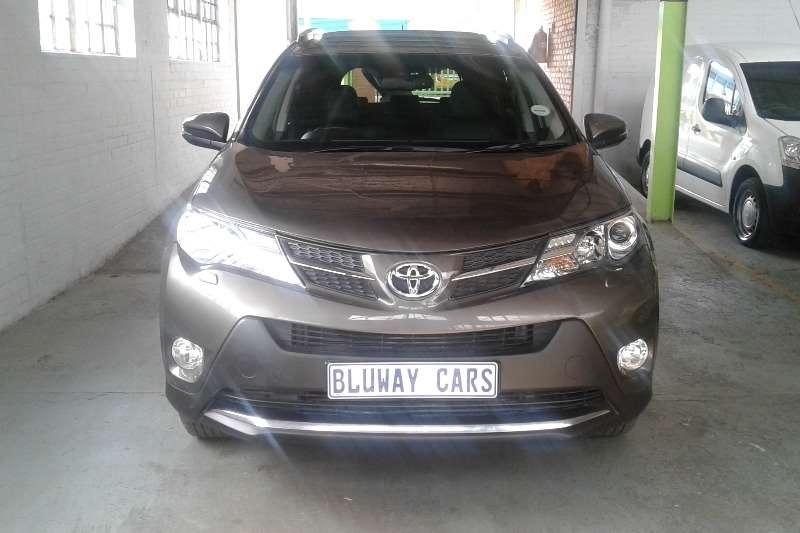 Toyota Rav4 200 5 door 4x4 automatic 2014