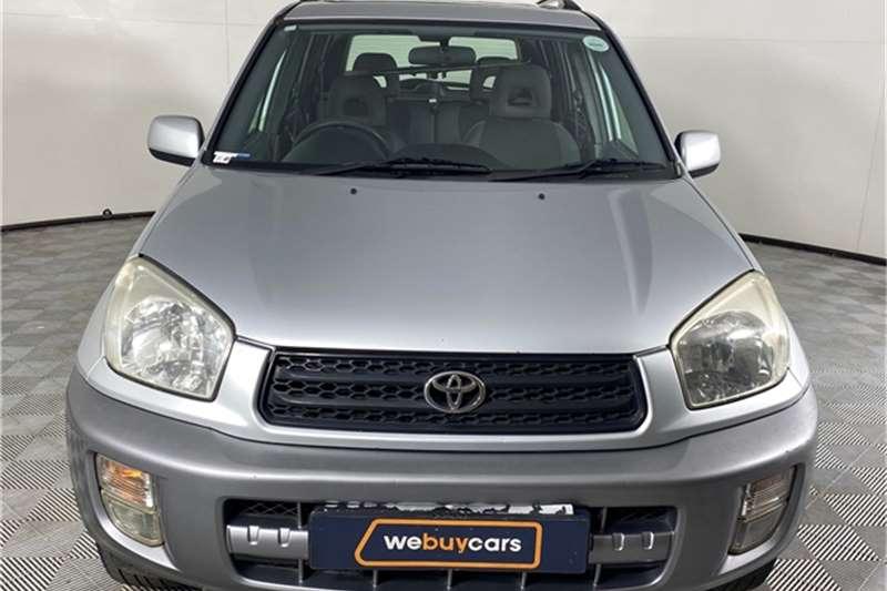 Used 2001 Toyota Rav4