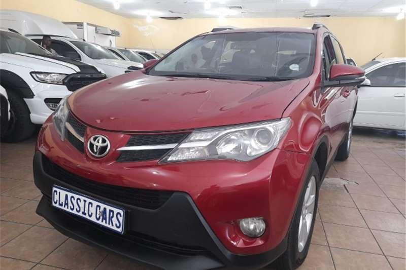 Used 2014 Toyota Rav4