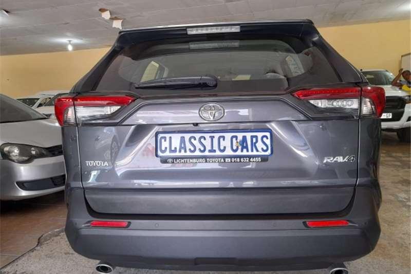 Used 2020 Toyota Rav4