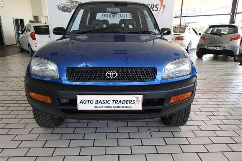 Toyota Rav4 3 Door 1996