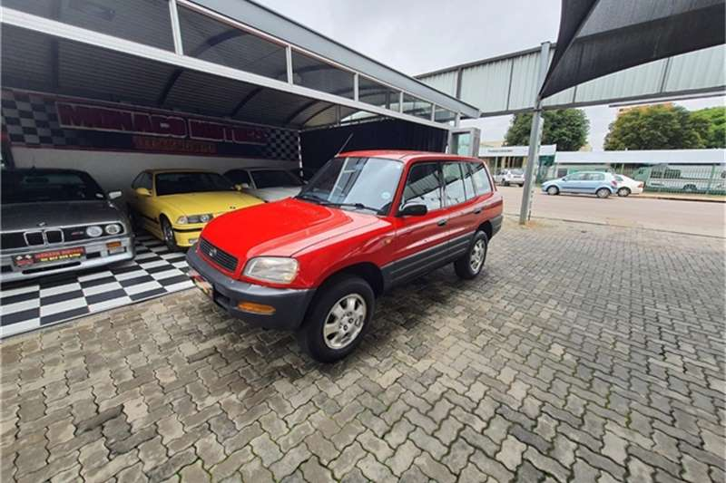Used 1995 Toyota Rav4