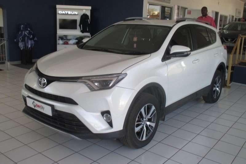 2016 Toyota Rav4 RAV4 2.0 GX CVT