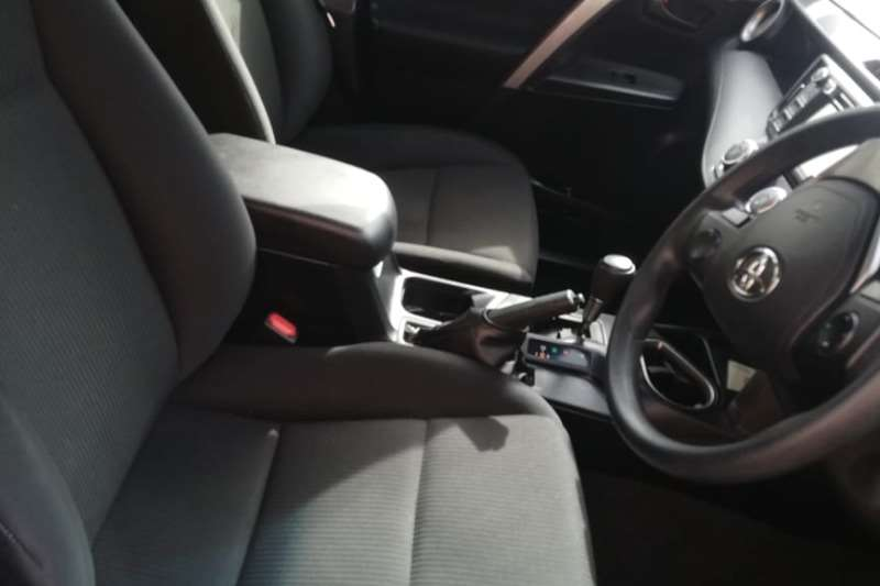 2015 Toyota Rav4 RAV4 2.0 VX automatic