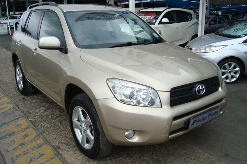 2006 Toyota Rav4 RAV4 2.2D 4D VX