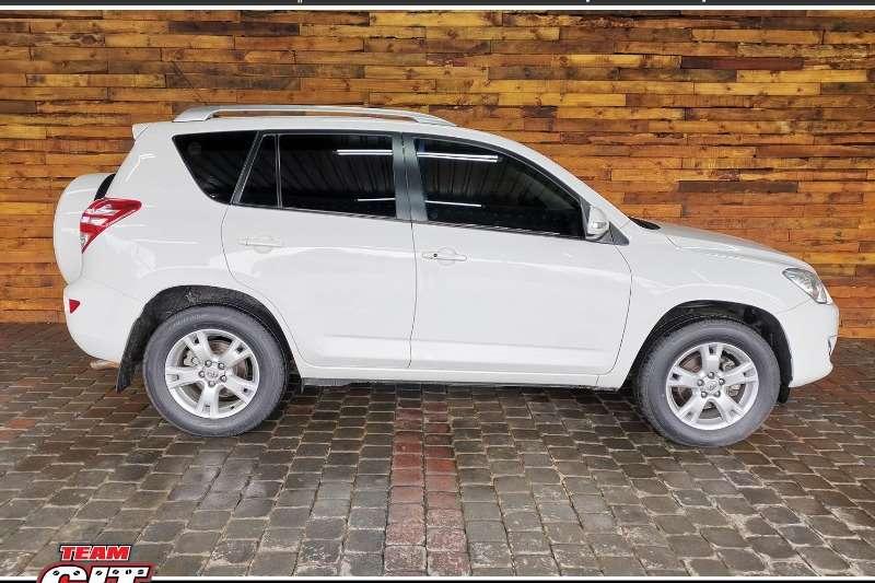 2012 Toyota Rav4 RAV4 2.0 VX automatic