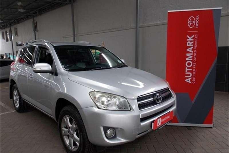 2009 Toyota Rav4 RAV4 2.2D 4D VX