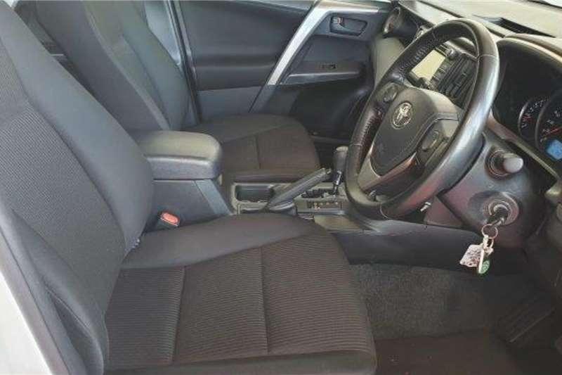 2019 Toyota Rav4 RAV4 2.0 GX A/T