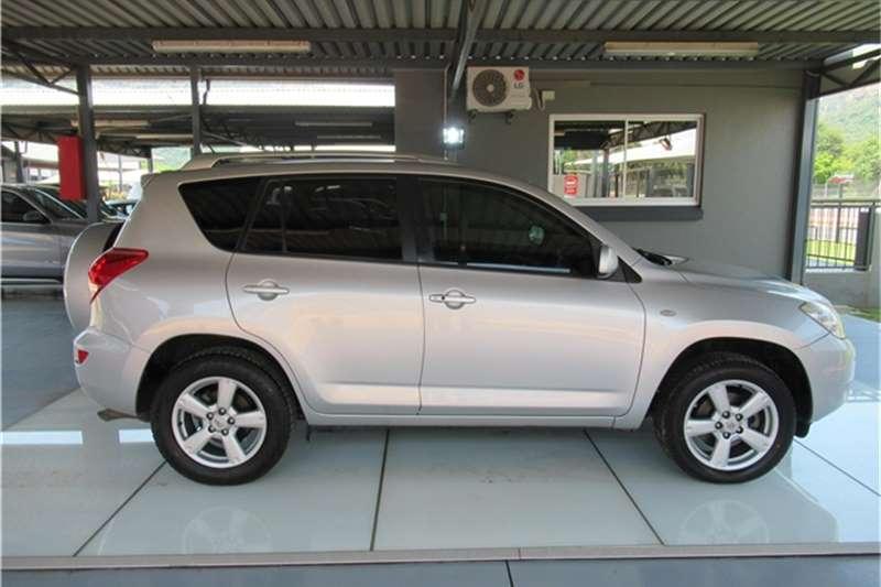 2009 Toyota Rav4 RAV4 2.0 VX automatic