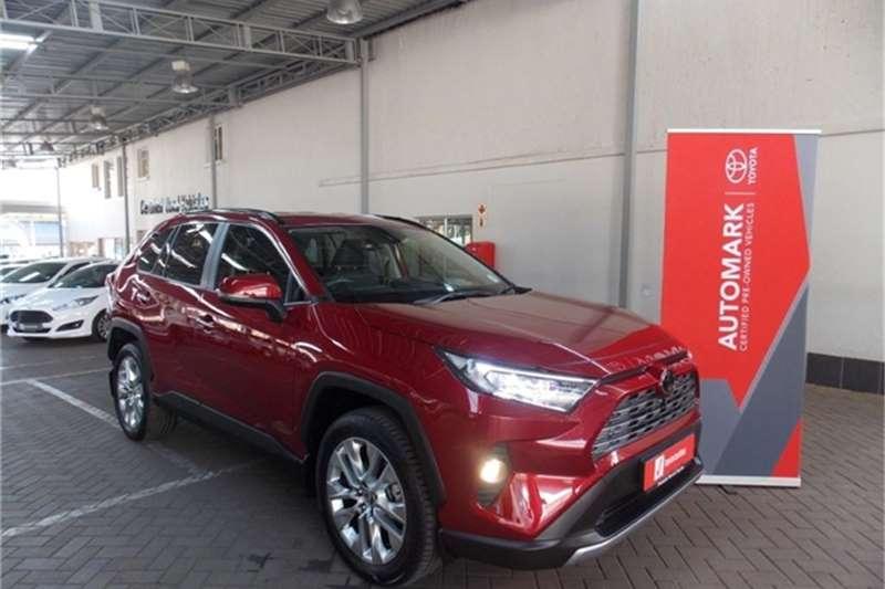 2019 Toyota Rav4 RAV4 2.0 VX CVT