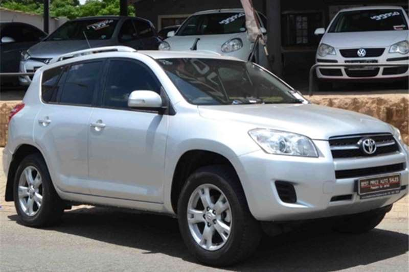 2012 Toyota Rav4 RAV4 2.0 GX