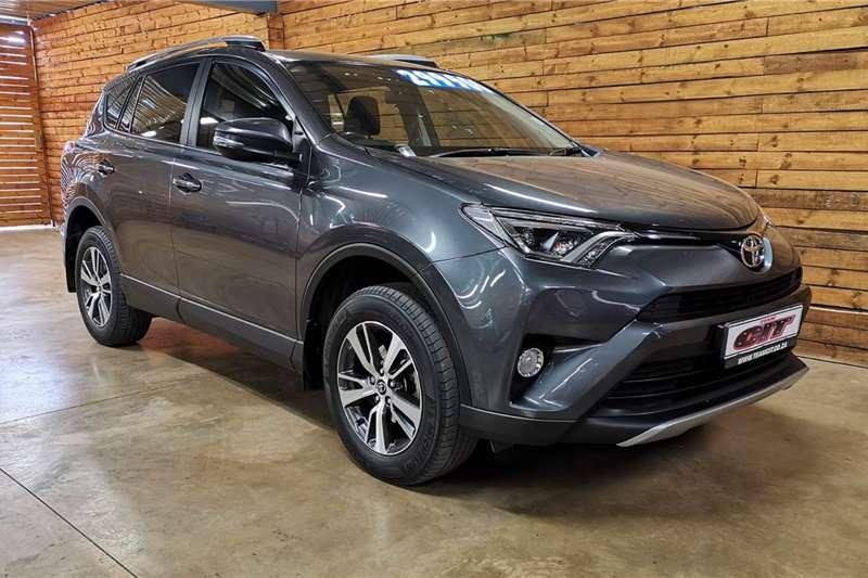 2018 Toyota Rav4 RAV4 2.0 GX CVT