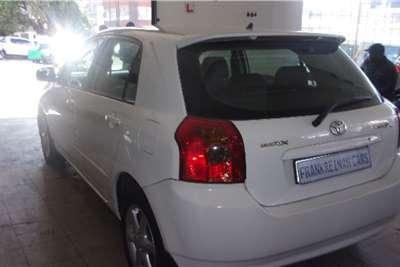 Used 2007 Toyota Runx