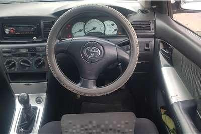Toyota Runx 140 RS 2003