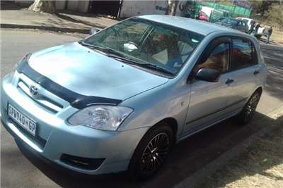 Used 2005 Toyota Runx 140 RS