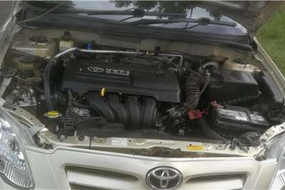 Toyota Runx 140 RS 2007