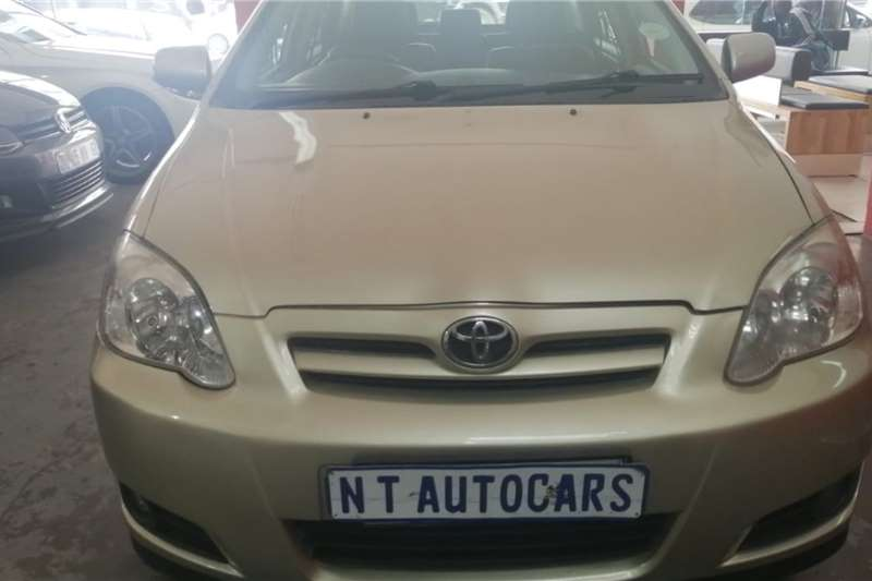 Used 2007 Toyota Runx 140 RS
