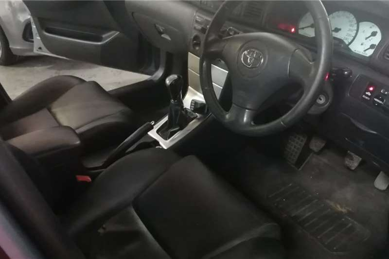 Used 2008 Toyota Runx 140 RS