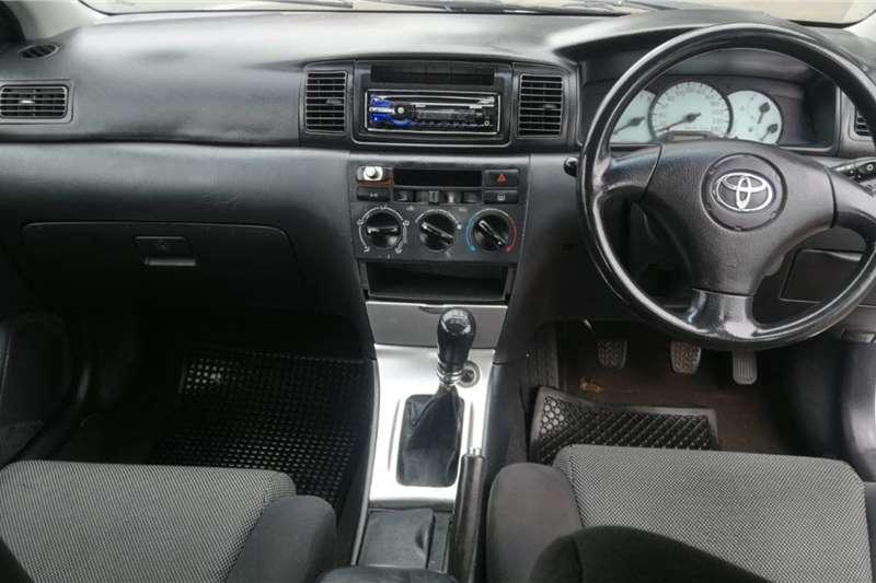 Used 2005 Toyota Runx 140 RT