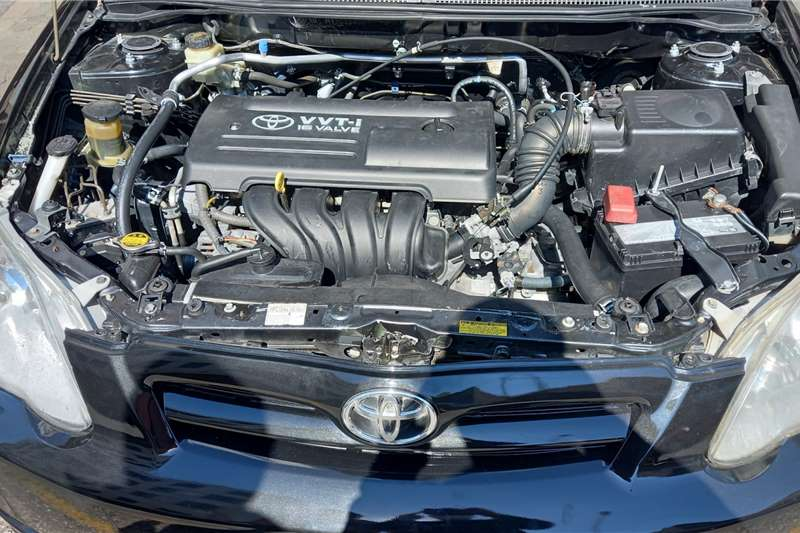 2006 Toyota RunX RunX 140 RT