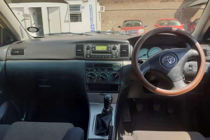 Used 2006 Toyota Runx 140 RT