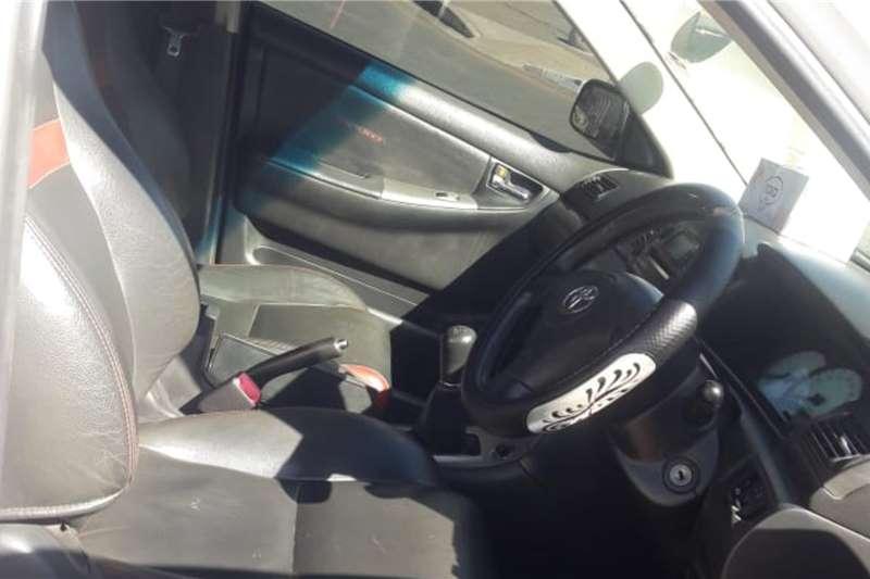 Used 2007 Toyota Runx 140 Sport