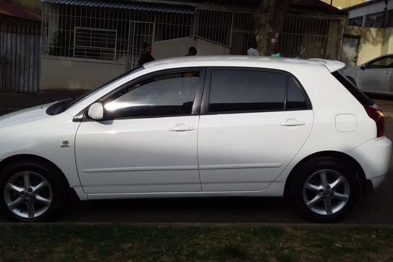 Used 2003 Toyota Runx 160 RS