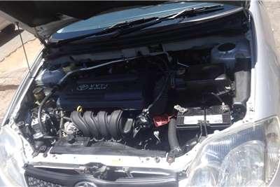Toyota Runx 160 RS 2003