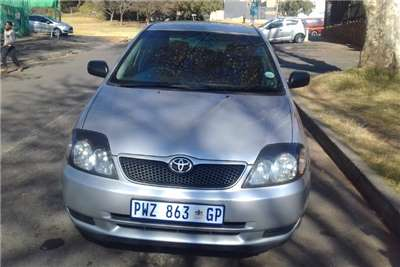 Used 2004 Toyota Runx 160 RS