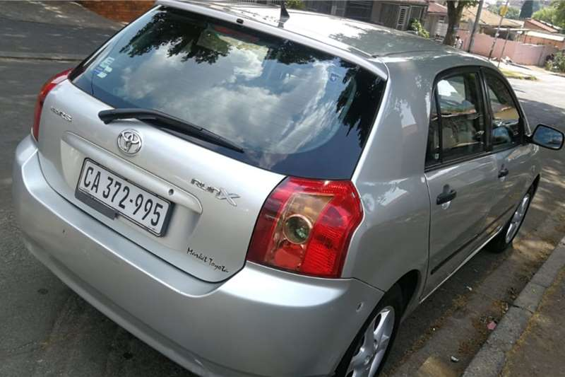 Used 2005 Toyota Runx 160 RS