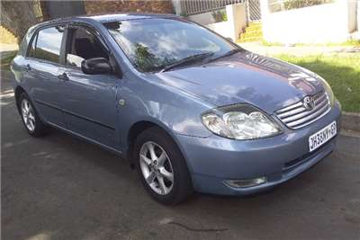 Used 2006 Toyota Runx 160 RS