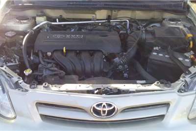 Used 2007 Toyota Runx 160 RS
