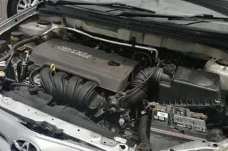 Toyota Runx 160 RS 2007