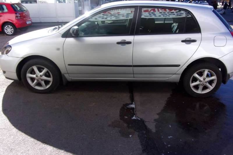 Used 2008 Toyota Runx 160 RS