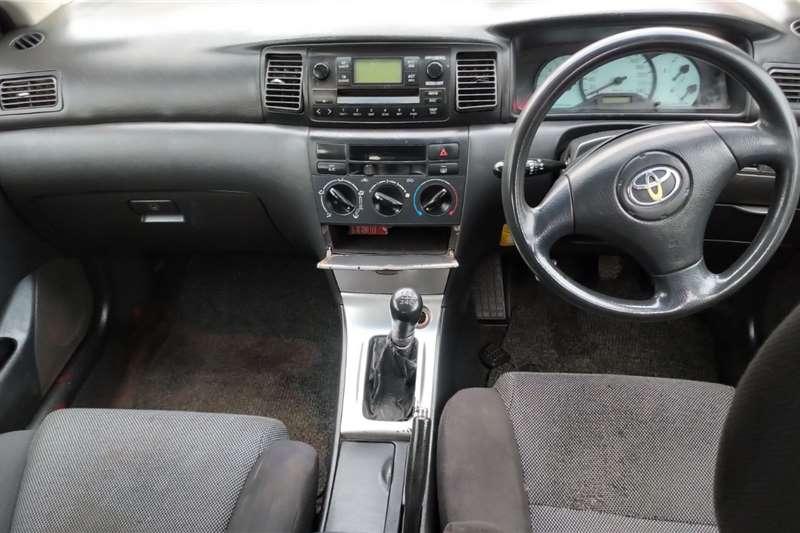 Toyota Runx 160 RT 2006