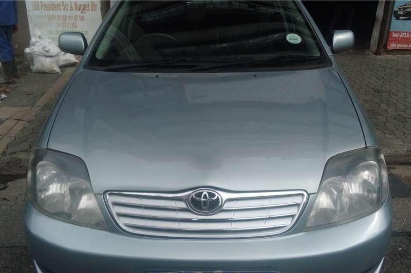 Toyota Runx 160 RX 2003
