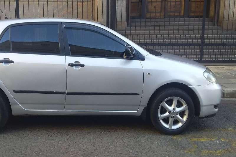 Used 2004 Toyota Runx 160 RX
