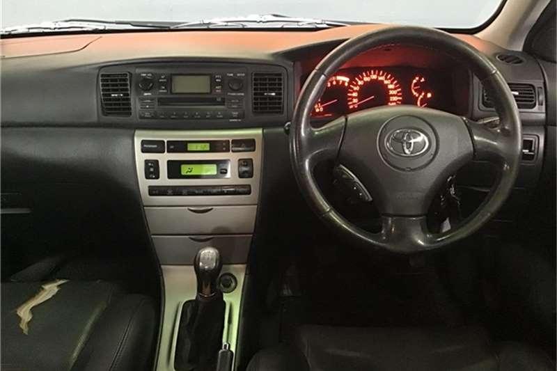 Toyota RunX 160 RX 2005