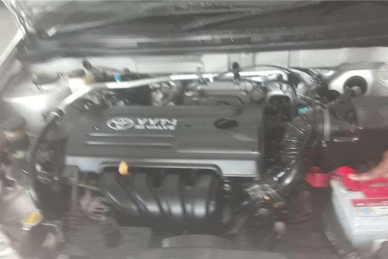 Toyota Runx 160 RX 2006