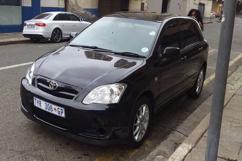 Used 2007 Toyota Runx 160 RX