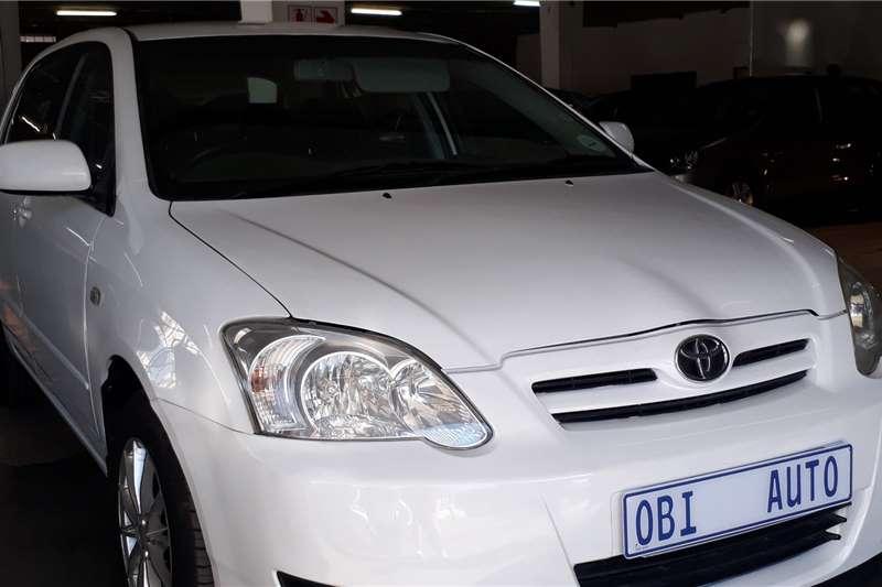 Toyota Runx 160 RX 2007