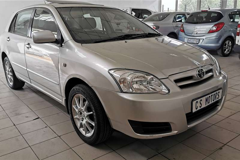 Toyota Runx 160 Sport 2004