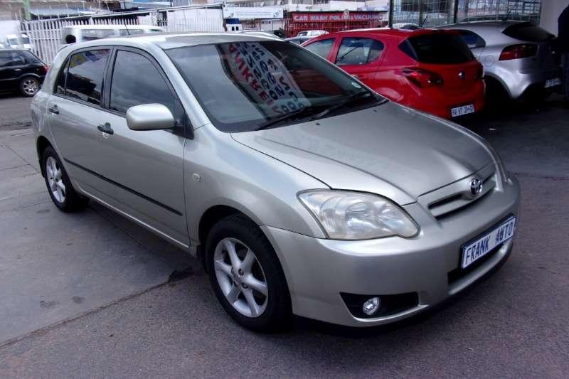 Used 2005 Toyota Runx 160 Sport