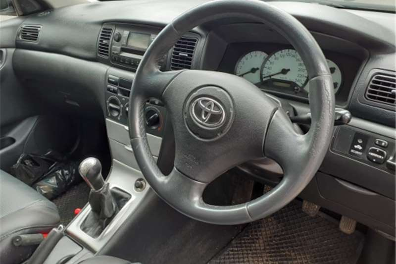 Used 2003 Toyota Runx
